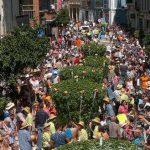 Programa de fiestas de Bétera: alfàbegues y pólvora