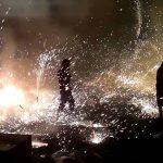 La cordà de Paterna tirará este domingo más de 1 tonelada de pólvora