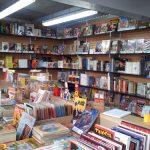 La Feria del Libro Antiguo y de Ocasión en la Gran Vía del Marqués del Túria abre con ejemplares del siglo XVII