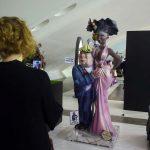 Record de visitas de la Exposición del Ninot con más de 24.000 personas en menos de un mes