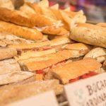 Más de 20 modalidades diferentes de bocadillos en el centro de Valencia