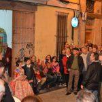 La Cantà del Carme, una tradición que recorre las fallas del barrio interpretando historias de las comisiones