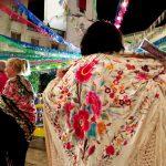 El arte del Mantón de Manila llega a Alginet