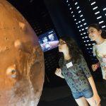 """El Museu de les Ciencias amplía en verano las visitas guiadas en la exposición """"Marte. La Conquista de un Sueño"""""""