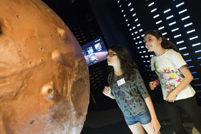 Exposición Marte