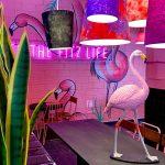 Una hamburgueseria rosa acaba de abrir en Valencia