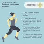 La salud bucodental afecta al rendimiento deportivo