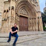 El trotamundos Santino Álvarez se enfrenta al reto de su vida